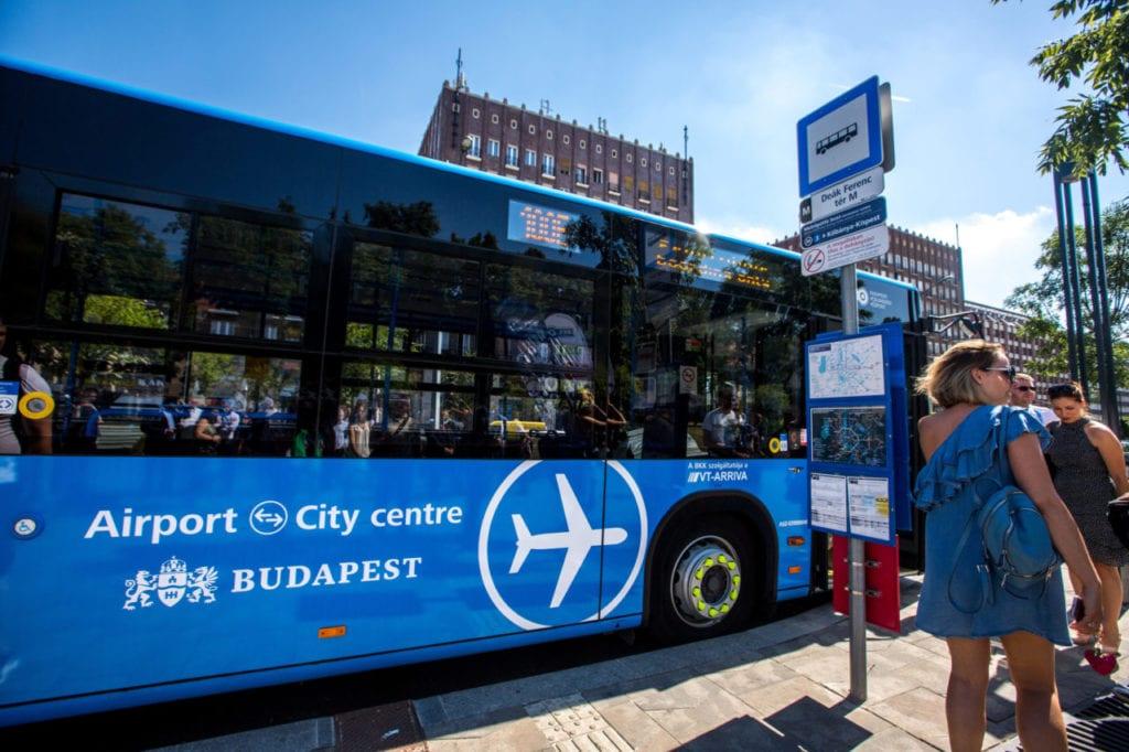 Bus express 100E