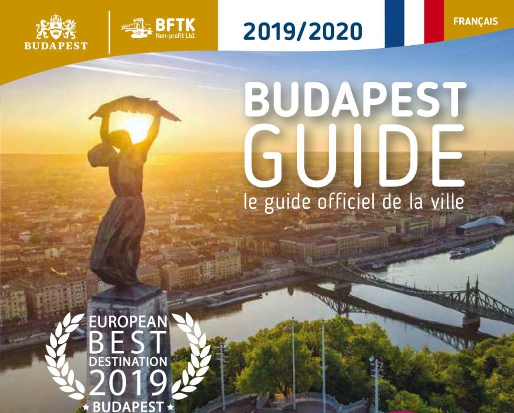 Guide de Budapest 2019-2020