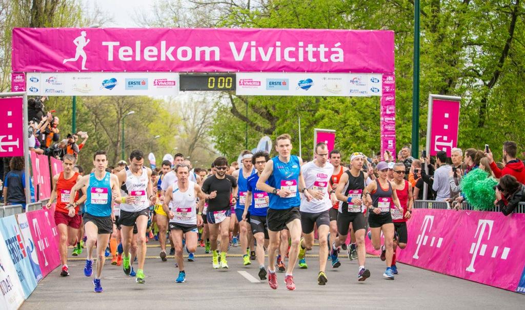 Semi-marathon Telekom Vivicittá