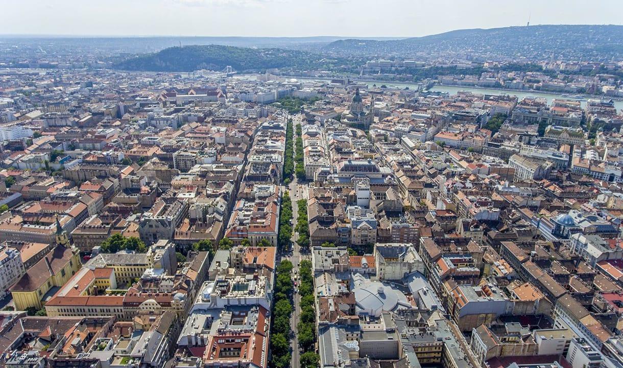 Avenue Andrássy, les Champs-Elysées de Budapest