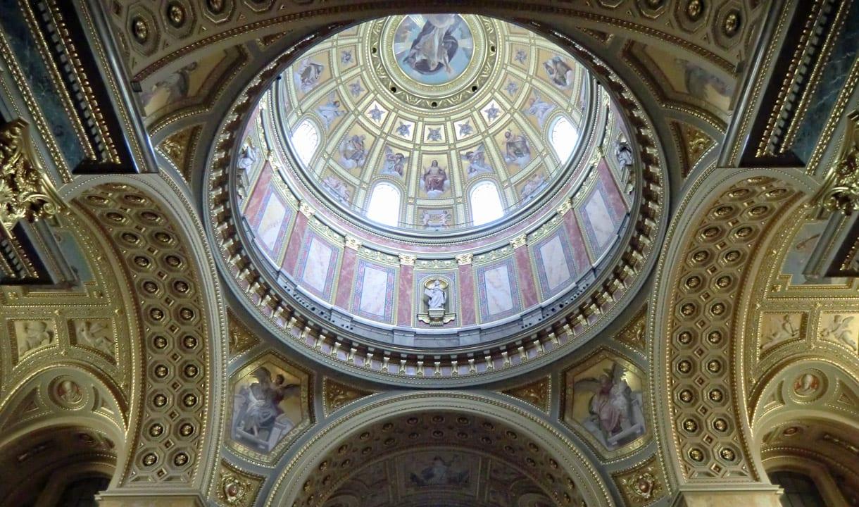 Coupole de la Basilique Saint-Etienne