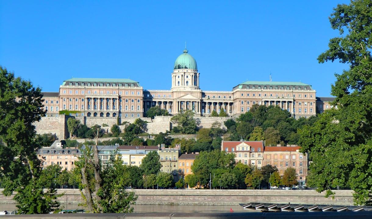 Palais royal de Buda