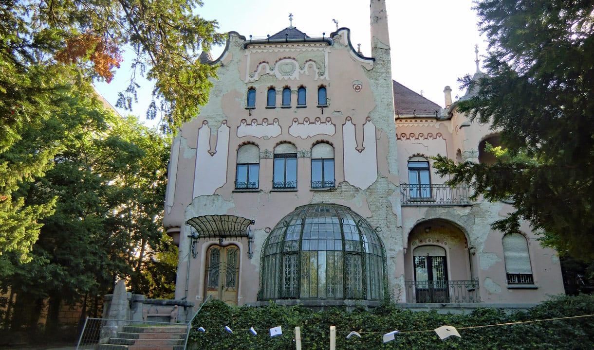 Villa Art nouveau