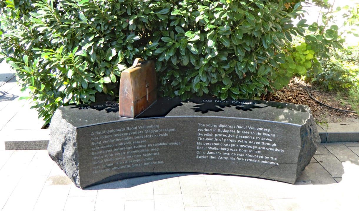 Mémorial Raoul Wallenberg