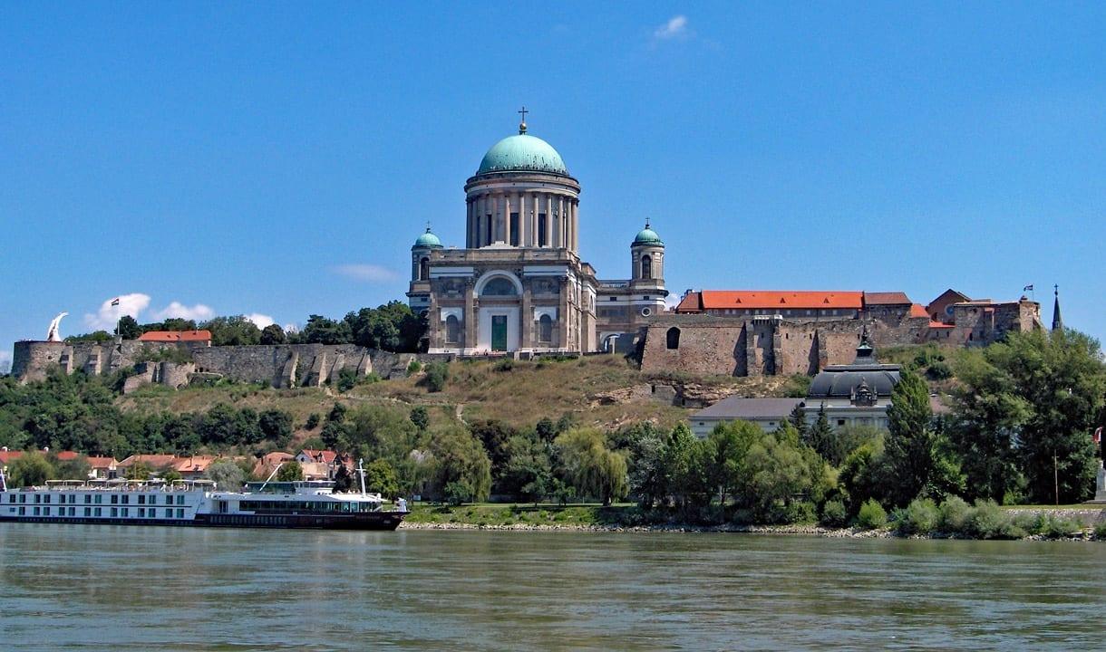 Basilique Saint-Adalbert à Esztergom