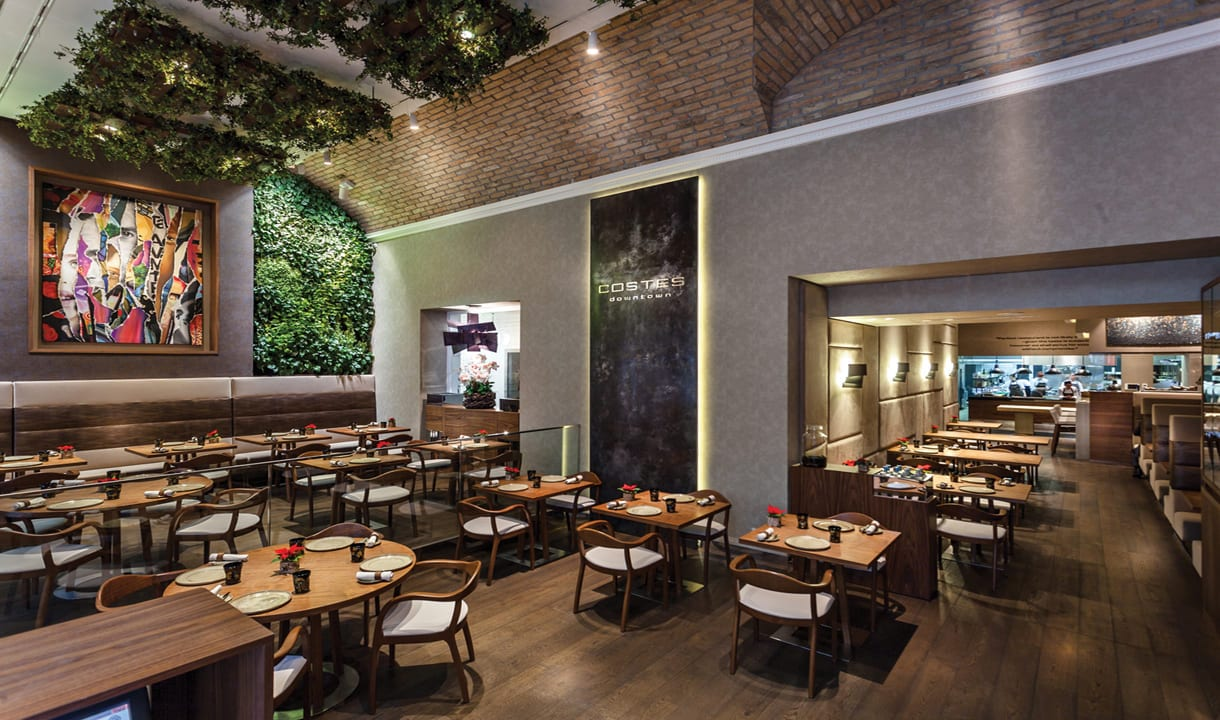 Restaurant Costes Downtown
