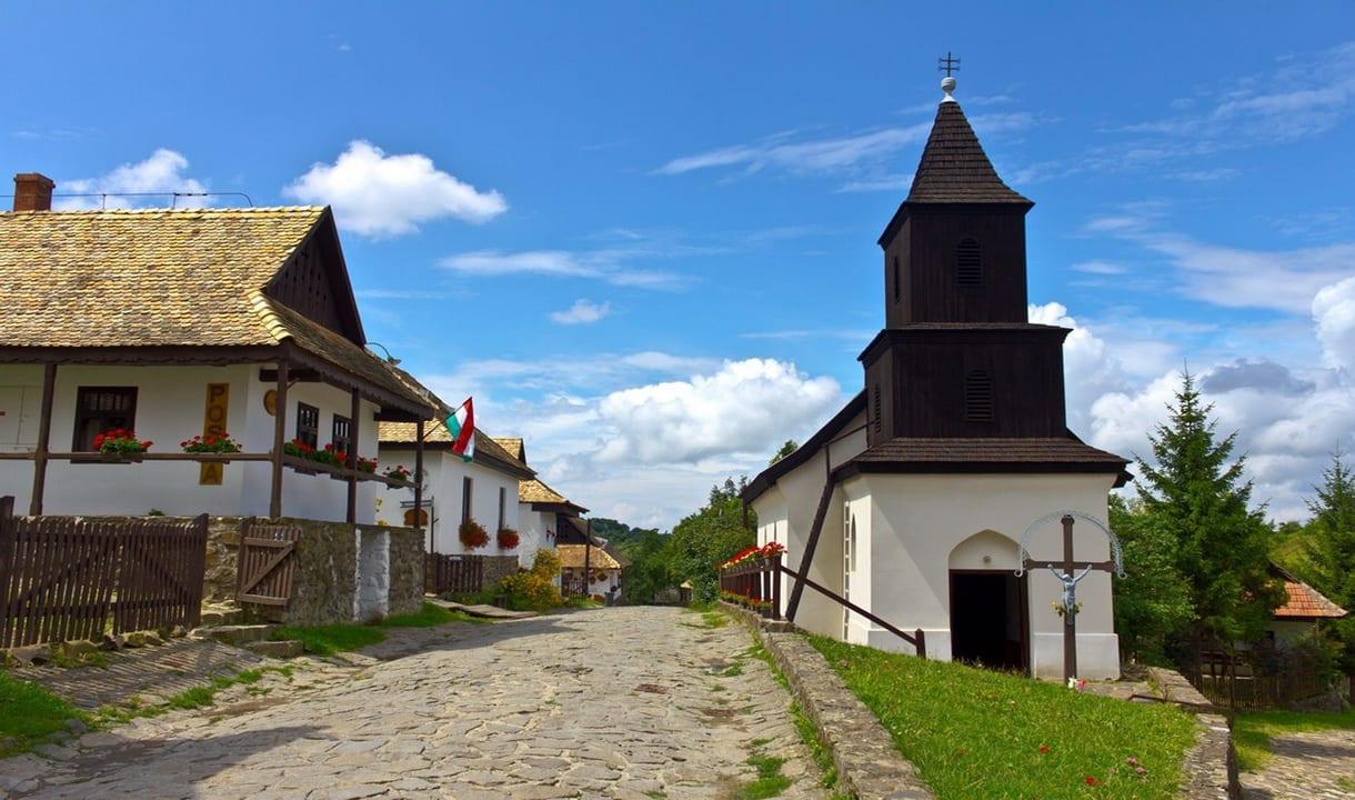 Vieux village de Hollókő