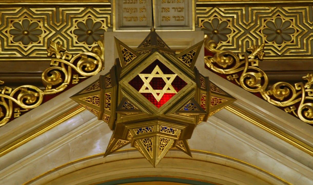 Lumière perpétuelle de la Grande synagogue