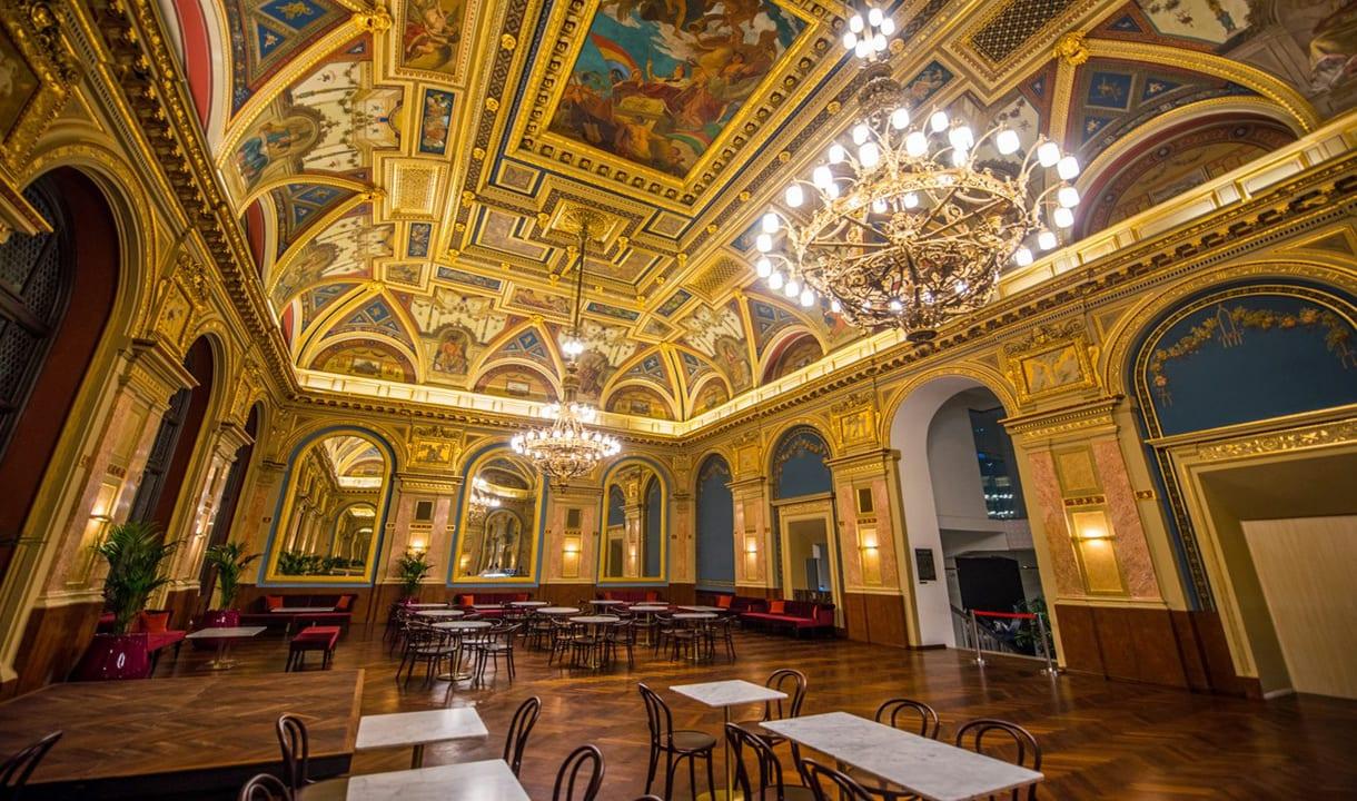 Café Belle Époque de Budapest