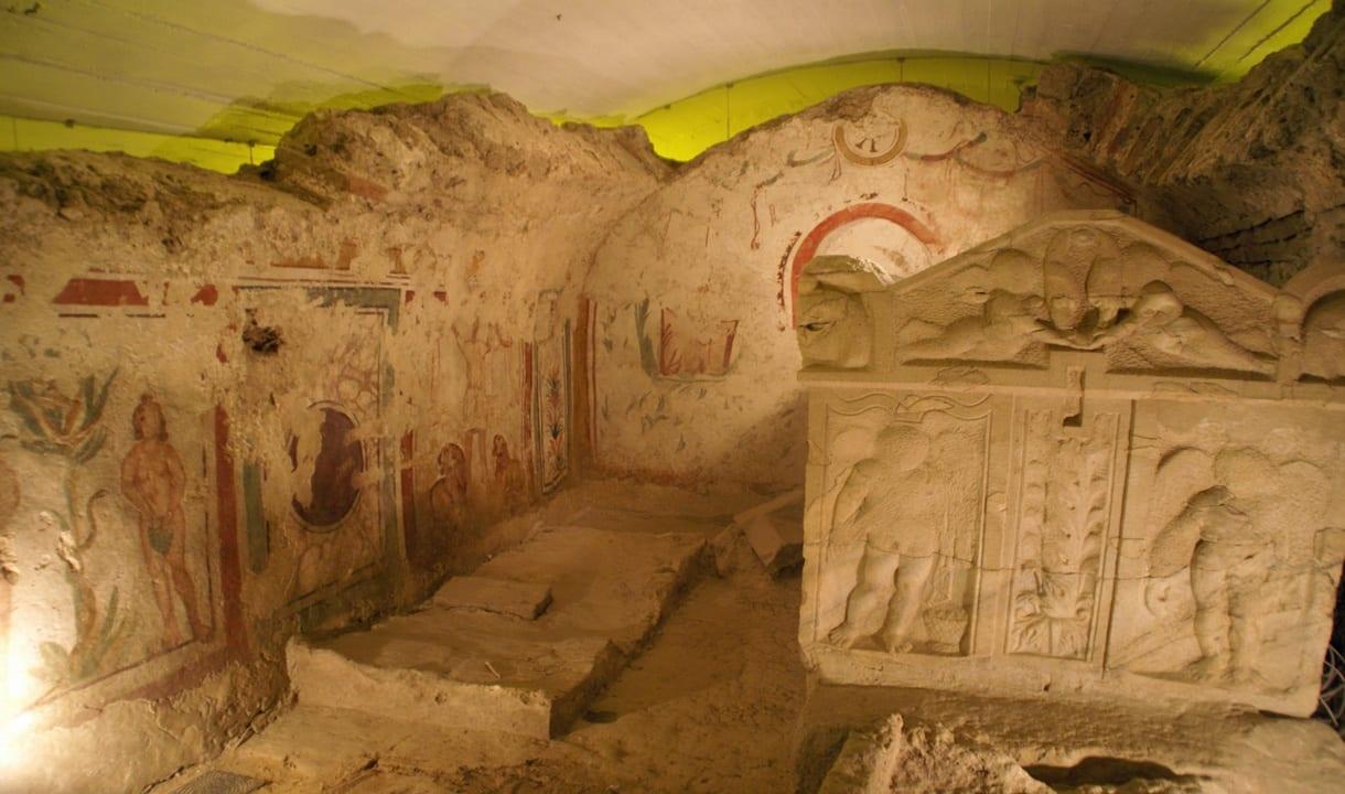 Mausolée paléochrétien de Pécs