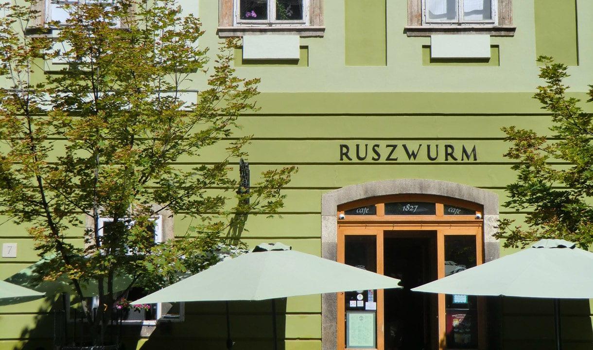 Café Ruszwurm