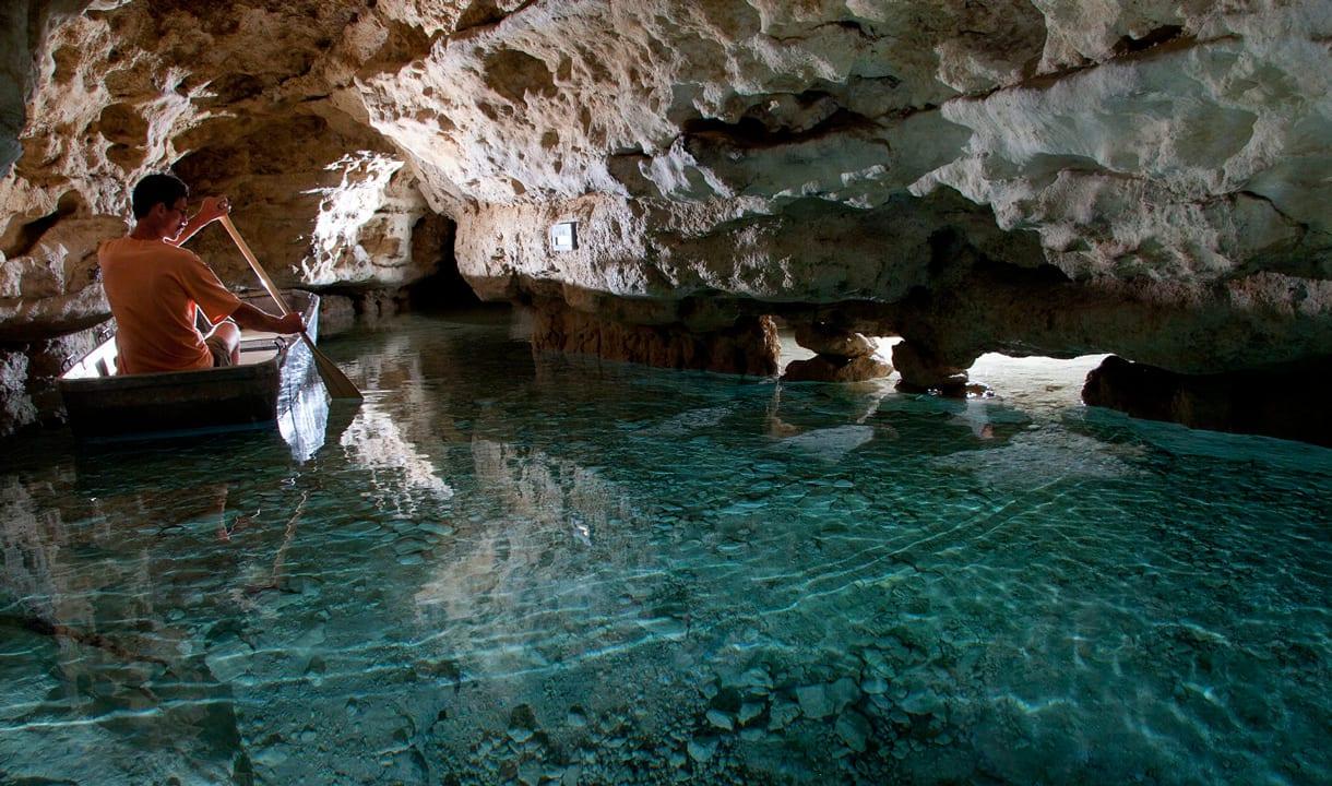 Lac souterrain de Tapolca