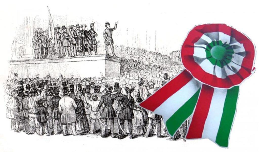 Fête nationale hongroise du 15 mars