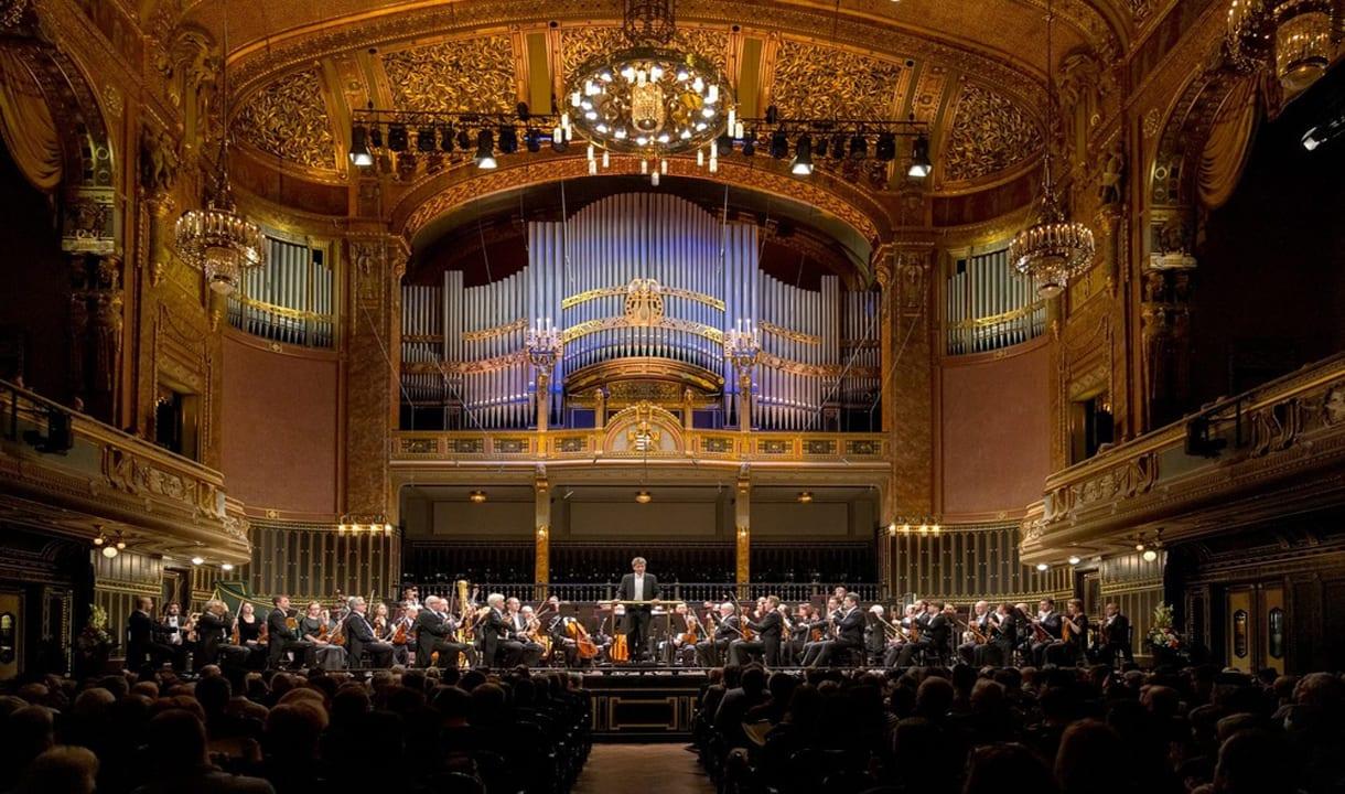 Concert à l'Académie de musique