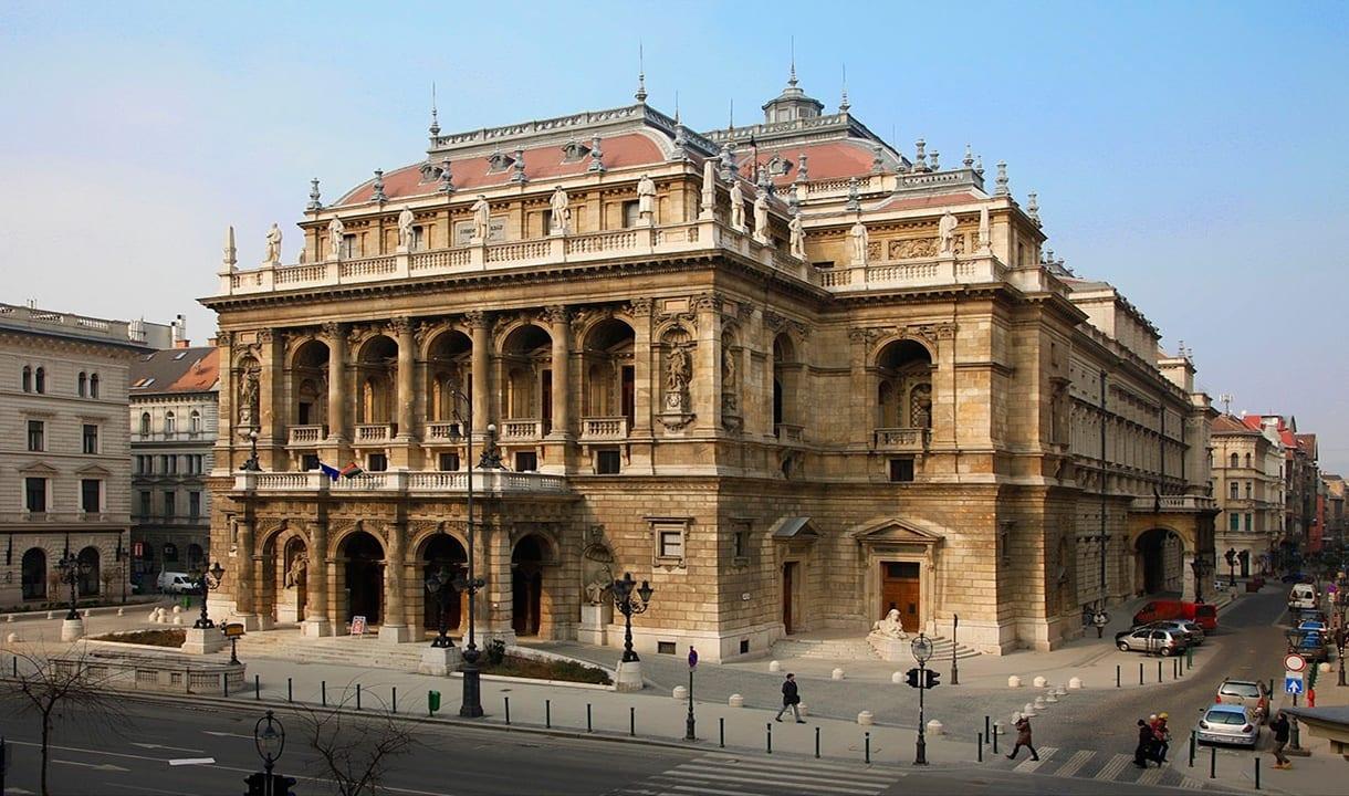 Opéra national hongrois