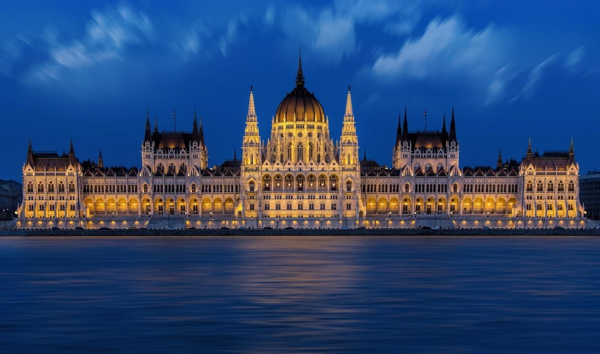 Parlement de Hongrie