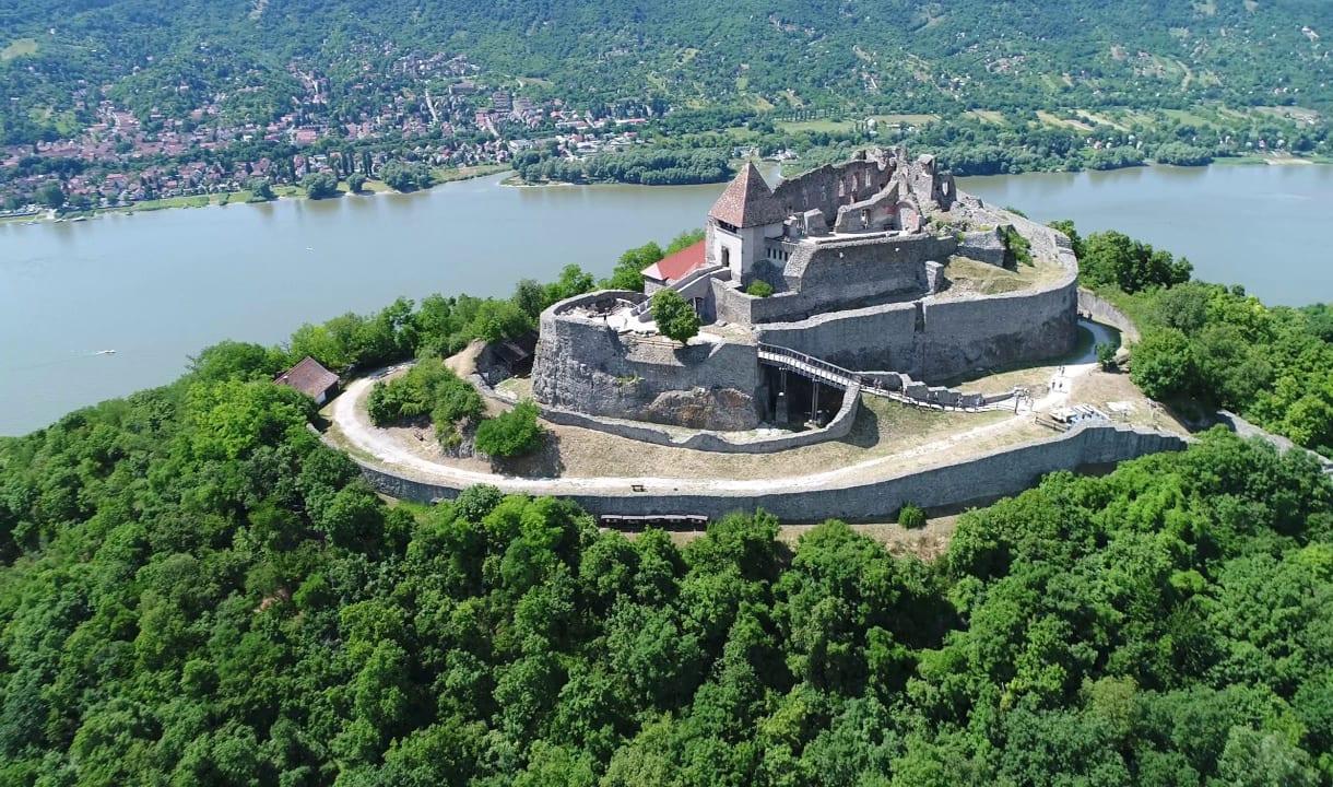 Forteresse haute de Visegrád