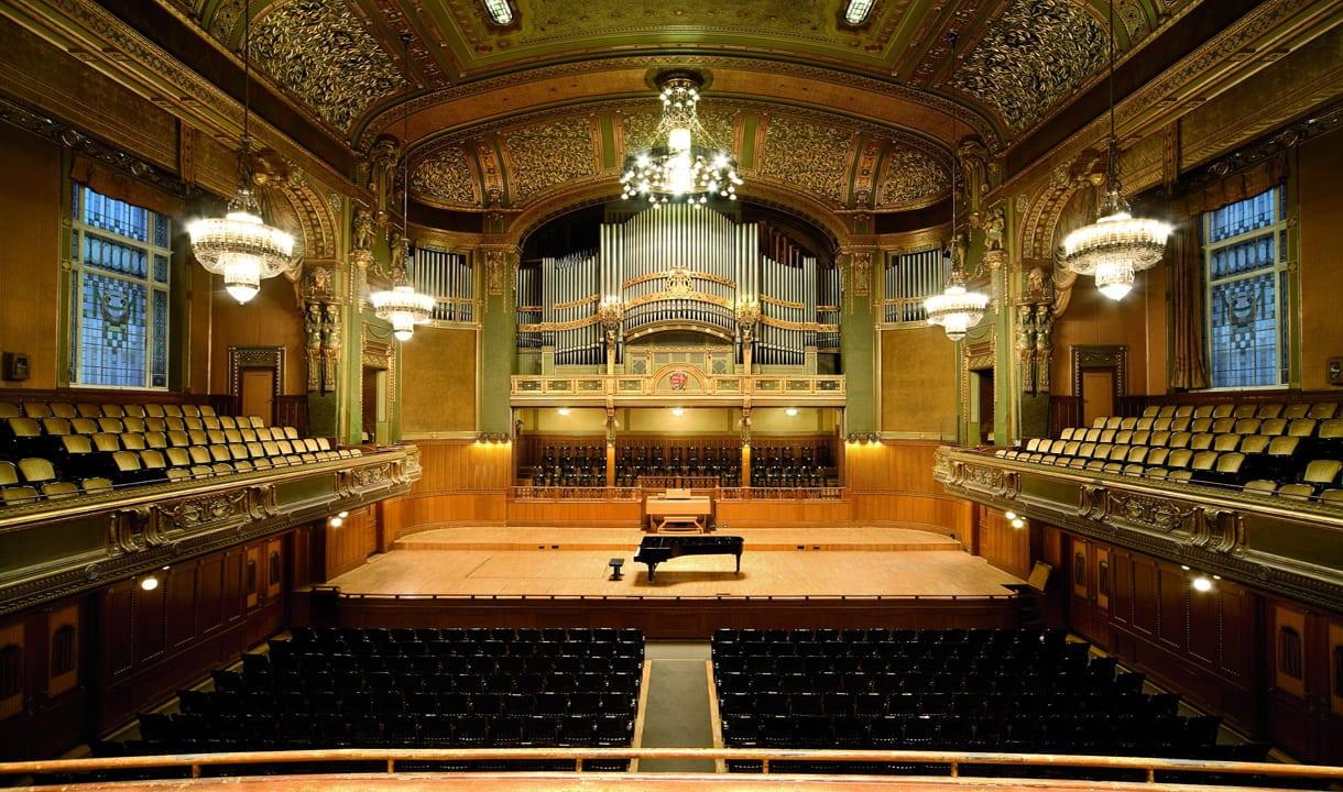 Salle de concert de l'Académie de musique