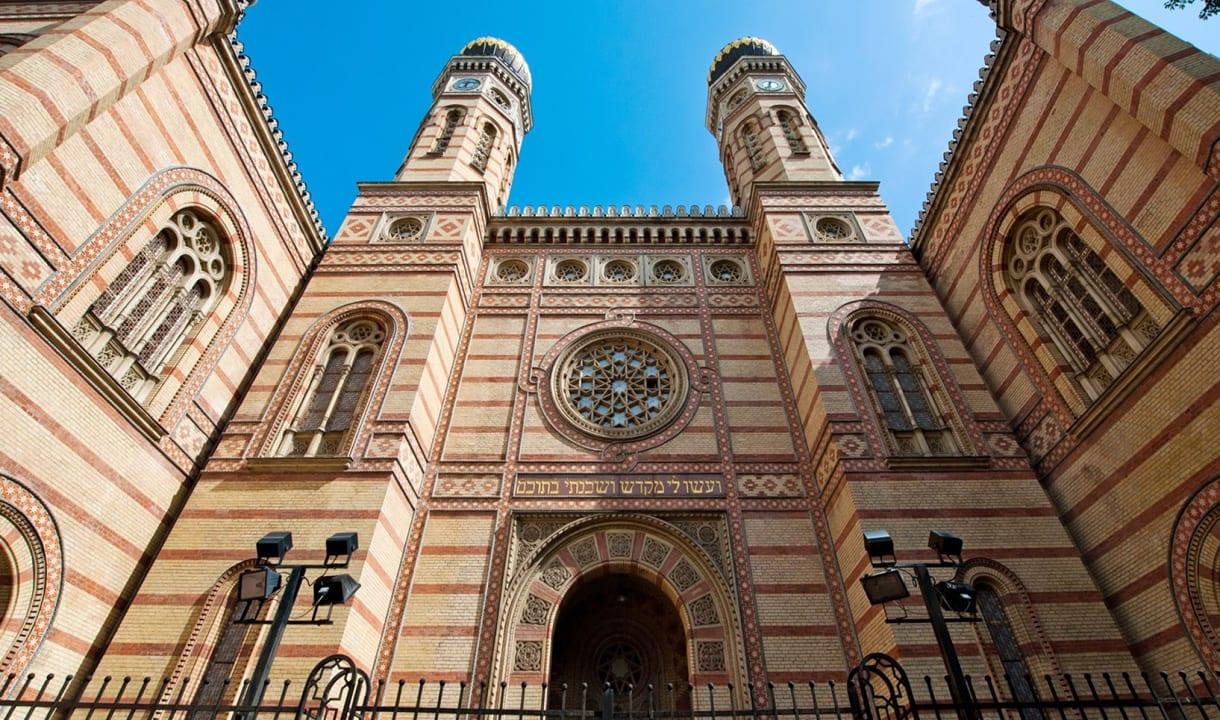 Synagogue de la rue Dohány