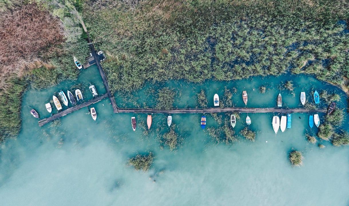 Rive du Balaton