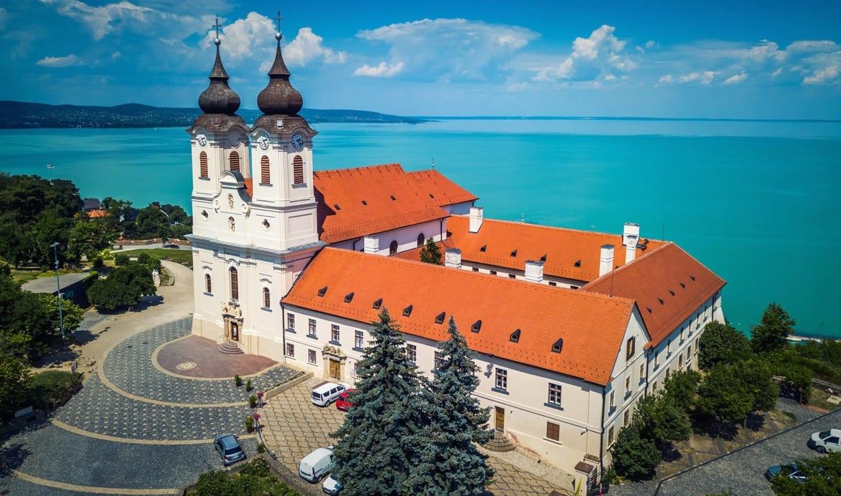 Abbaye bénédictine de Tihany