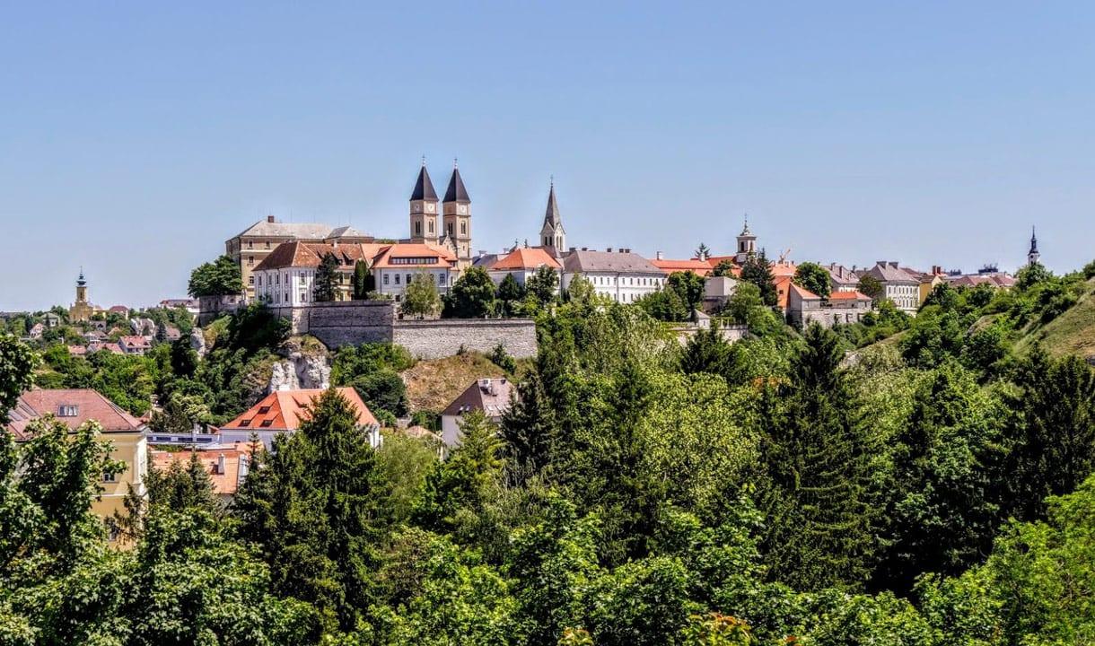 Veszprém, la ville des Reines hongroises