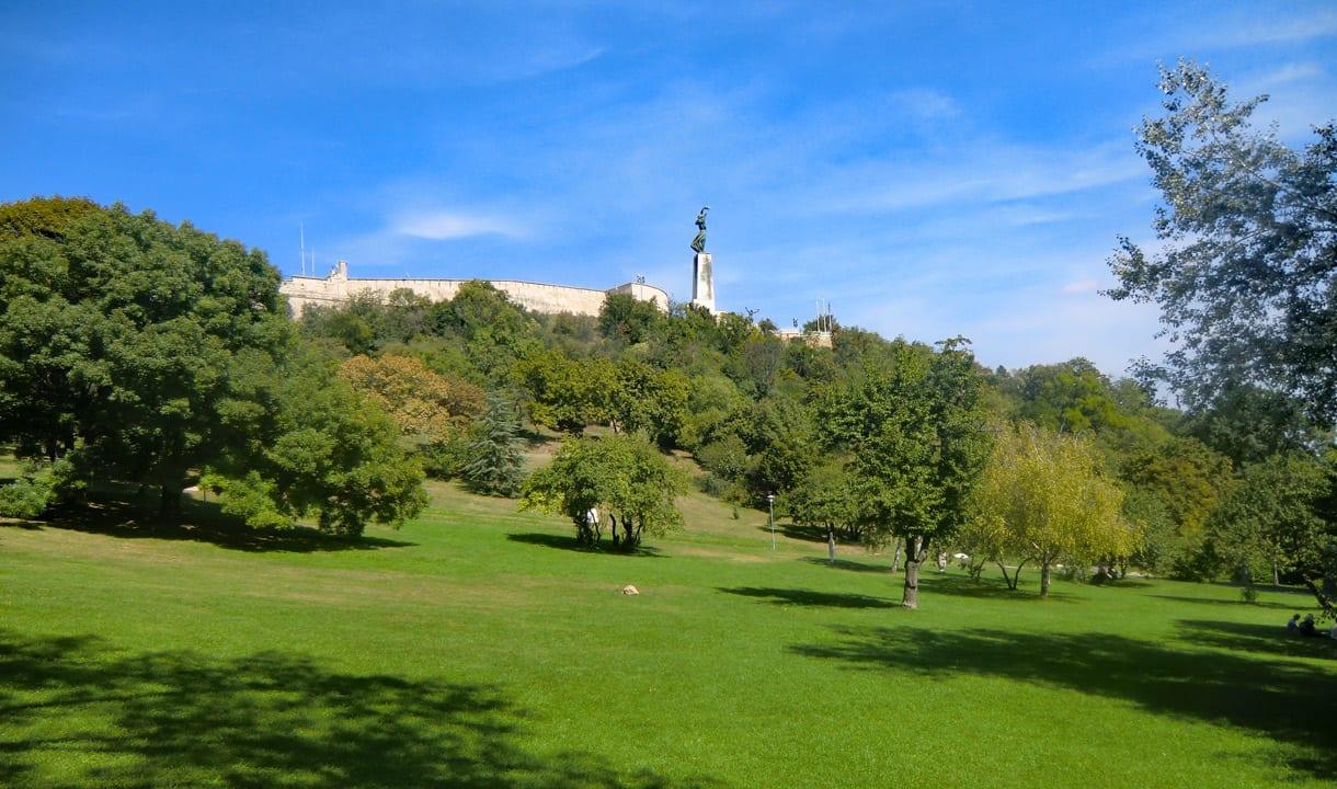 Parc du mont Gellért