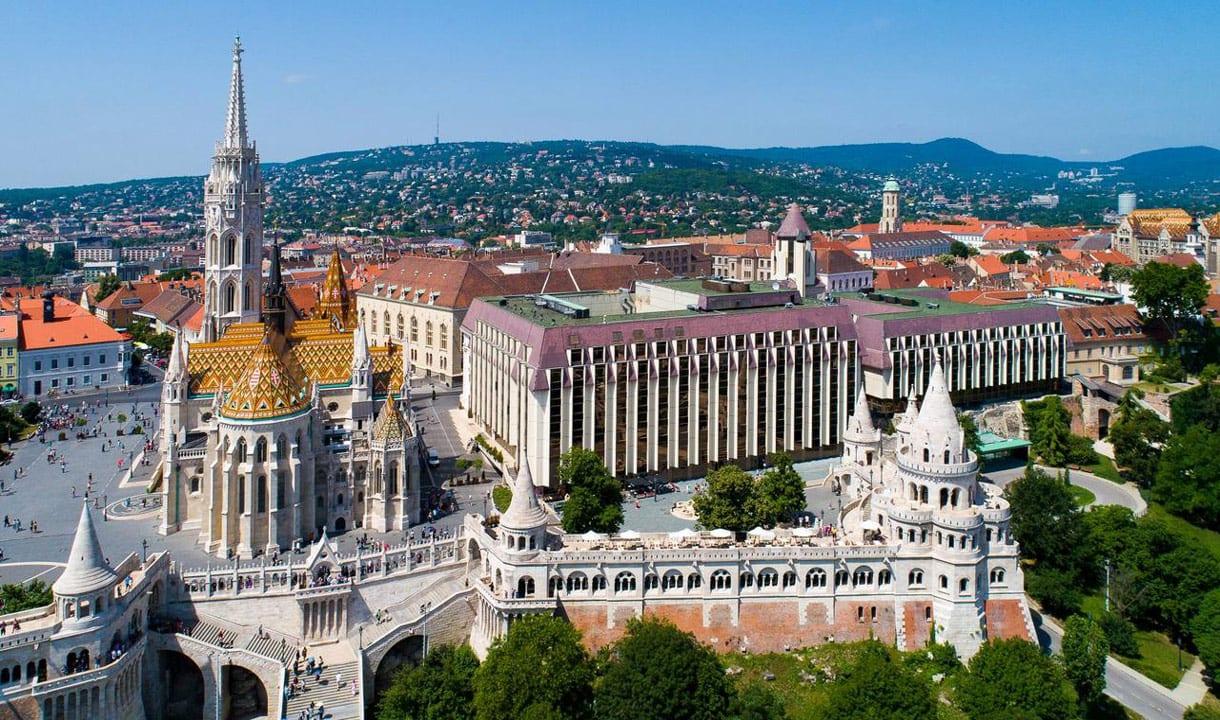 Hôtel Hilton Budapest