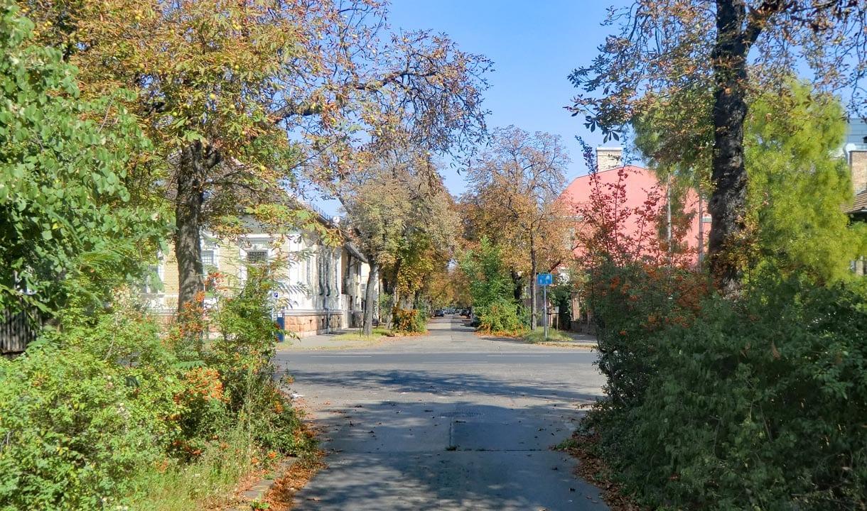 Rue de Budapest