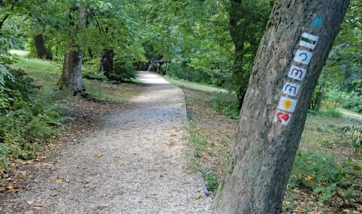 Sentiers de randonnée hongrois